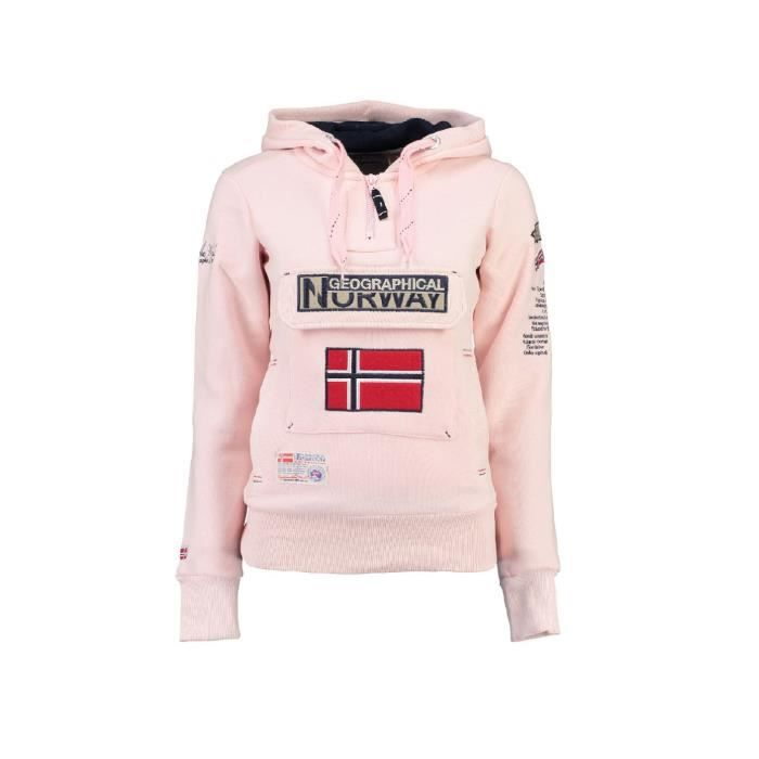 new product f62a5 ecba6 sweat-a-capuche-geographical-norway-gymclass-rose.jpg