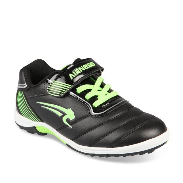 Enfant Chaussure chaussures De Noir Airness Sport Enfants ED29WHI