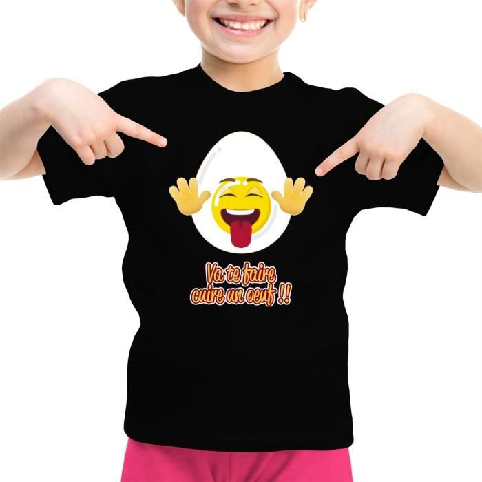 18506e313b641 T-shirt Enfant Fille Humoristique - Collection Humour et Fun par ...