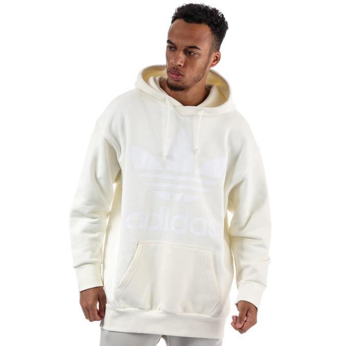 ba98a9aae Sweat adidas Originals adicolor Fashion pour homme en blanc. Blanc ...