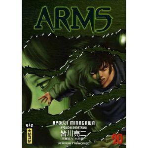 AUTRES LIVRES ARMS T.20