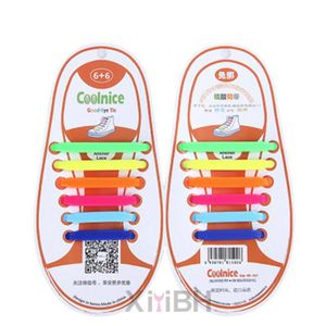 LACET  Lacet Elastique pour Chaussure Unisexe Enfants Col