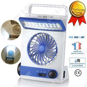 VENTILATEUR TD Ventilateur panneaux solaire écologique économi