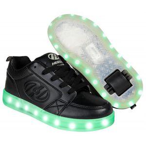 SKATESHOES Heelys chaussures à roulettes 1 lo he100262 triple