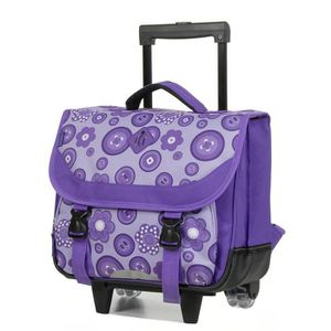 Cartable à roulettes Snowball Funny 38 cm CP/CE1 Fuchsia rose F2oP6zbxL