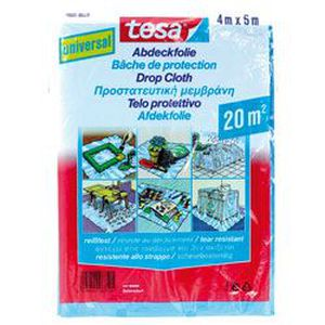 BACHE TESA Bâche de protection Universelle - 20m² - 4m x