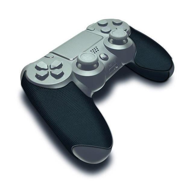 Paire de grips noirs pour Manette PS4