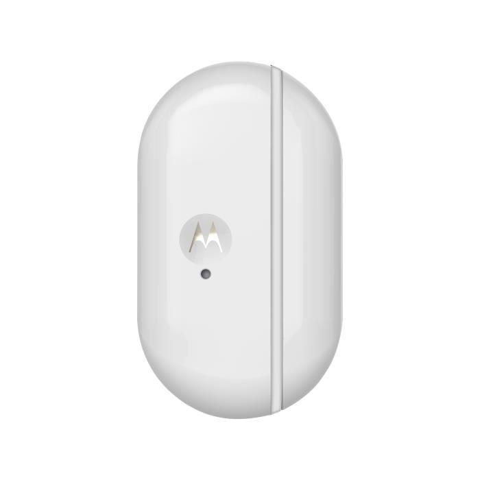 MOTOROLA Smart Nursery MBP81SN Capteur connecté avec alertes pour portes et fenêtres