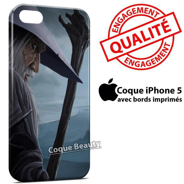 coque anneau iphone 5
