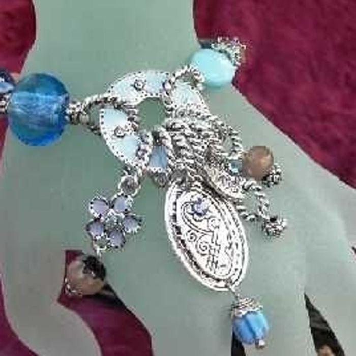 Bracelet Créateur Thalassa Bleu