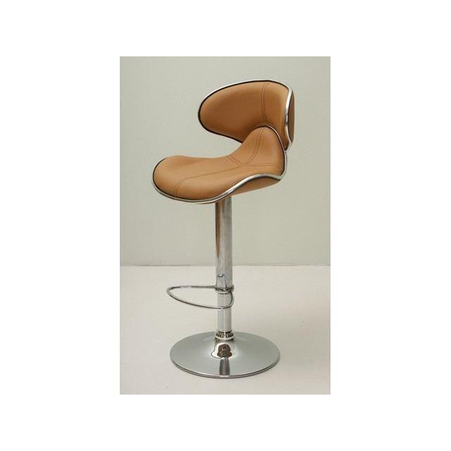 lot de 2 tabourets de bar moderne caramel torra achat. Black Bedroom Furniture Sets. Home Design Ideas