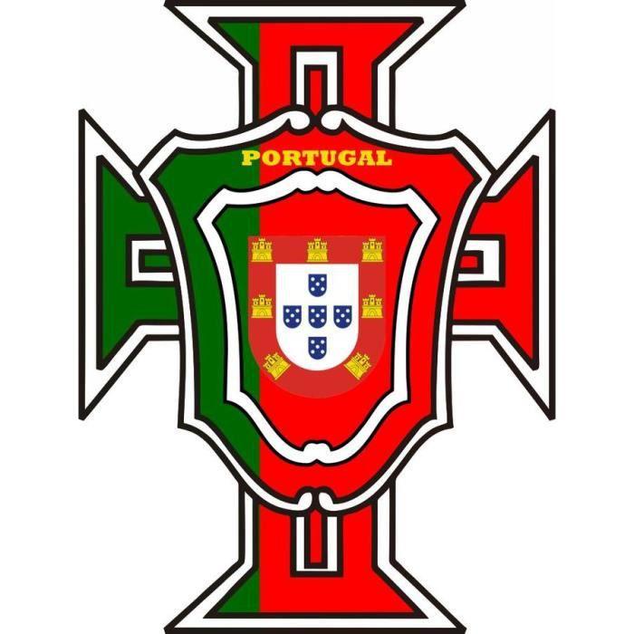 autocollant sticker voiture croix portugal embleme achat vente stickers black friday le 22. Black Bedroom Furniture Sets. Home Design Ideas