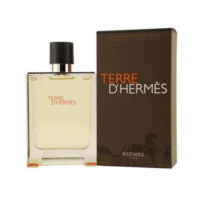 parfums hermes paris hermes terre d hermes pour homme eau de toilette 500 ml achat vente eau. Black Bedroom Furniture Sets. Home Design Ideas