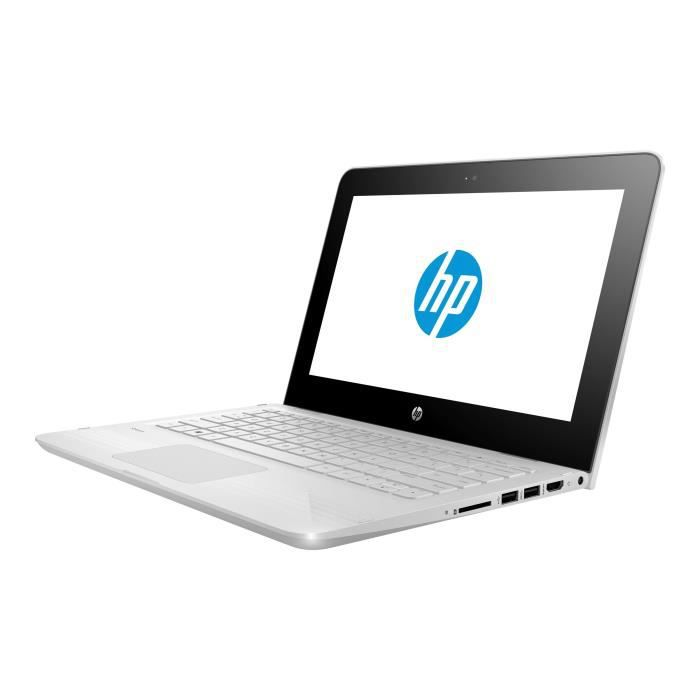 ORDINATEUR PORTABLE HP Stream x360 11-aa001ns Conception inclinable Ce
