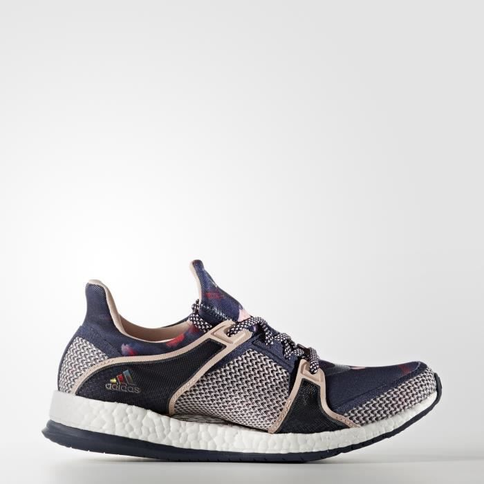 Chaussures femme adidas Pure Boost X Training - Prix pas ...
