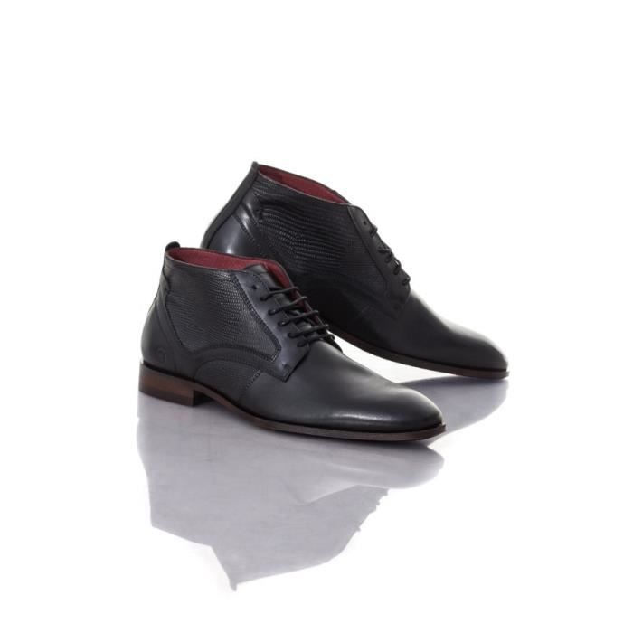 Chaussures Redskins Boots - bottes Vitrail noir