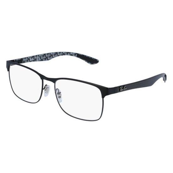 Lunettes de vue Ray Ban RB-8416 -2503 - Achat   Vente lunettes de vue  Lunettes de vue Ray Ban Homme Adulte - Soldes  dès le 9 janvier ! Cdiscoun b59bd8135d90