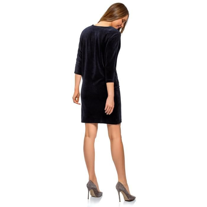 Womens Relaxed-fit Bat Sleeve Dress 2P1Y5N Taille-32