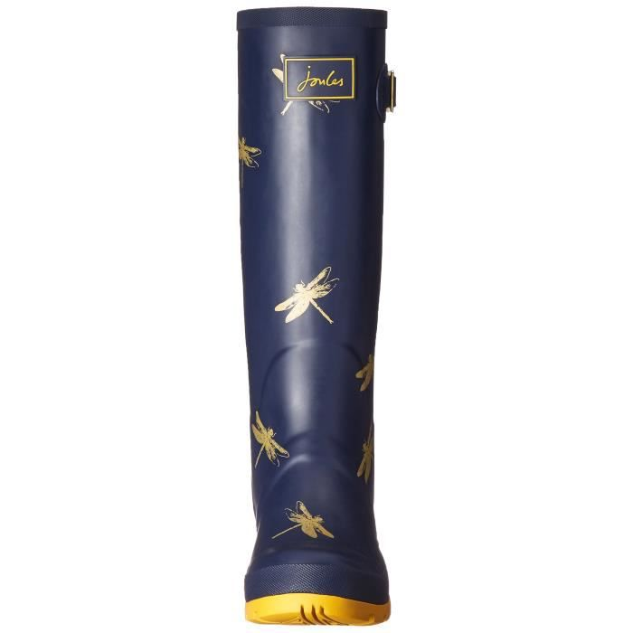 Joules Welly Rain Boot Imprimer AY0U9 Taille-37