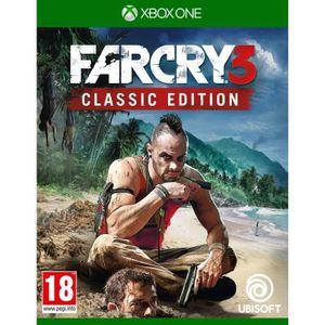 JEU XBOX ONE NOUVEAUTÉ Far Cry 3: Classic Edition Jeu Xbox One