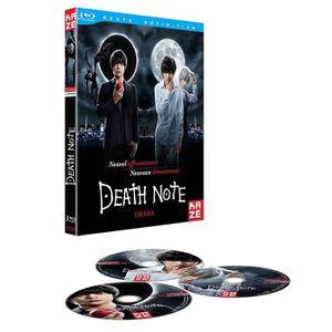 BLU-RAY FILM Death Note (Drama) - Intégrale - Coffret Blu-ray