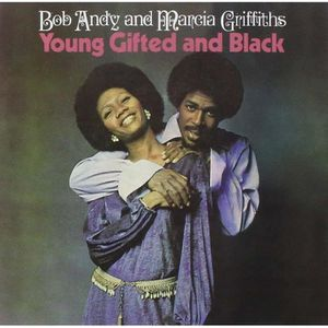 VINYLE VARIÉTÉ INTERN. Young, gifted and black by Bob Marley, Marcia Grif