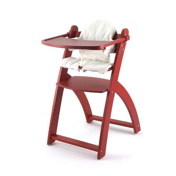 Achat Coussin Yaris Avec Haute Chaise Rouge Table Et Blanc OZuiXTPk
