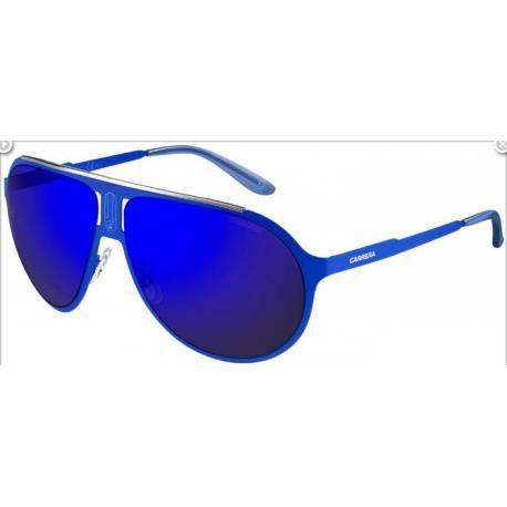 Achetez Lunettes de soleil Carrera CHAMPION/MT 6VX (XT) bleues mates