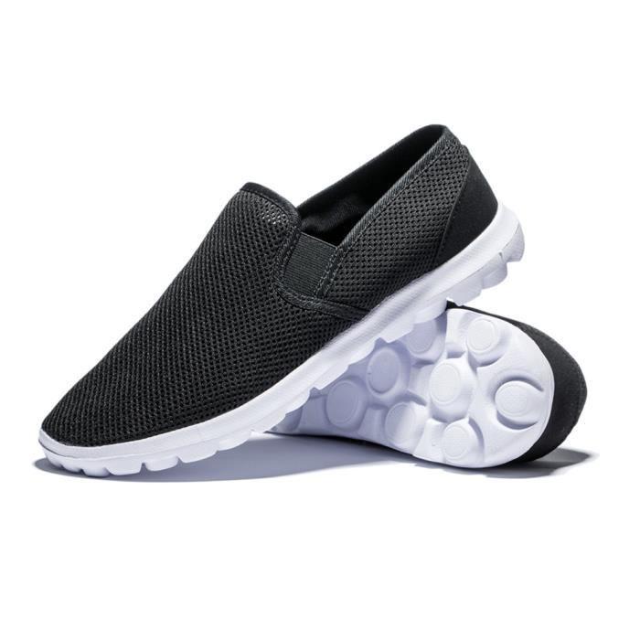 Moccasin homme Grande Taille nouvelle marque de luxe chaussure 2017 ete mocassin hommes casual chaussures Classique Nouvelle arrivee EEgat