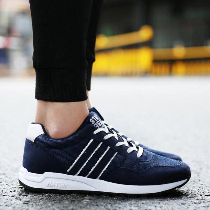 Fitness Ville D'éTé Gym Bleu Haute Qualité R94860204 Chaussure De Homme 1636 7xqawxA