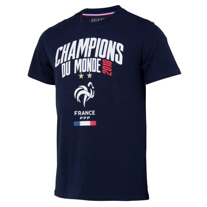 Maillot champion du monde - Achat   Vente pas cher 8b4f79a2c53f