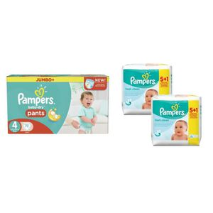 Pampers Pants Taille 4 Achat Vente Pampers Pants