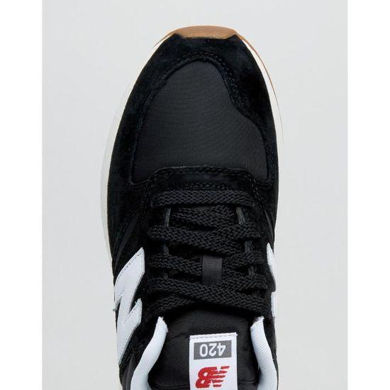 S6kiy De Style New Baskets 420 Balance Course Mrl420sd Noir 70's wtwZACqz