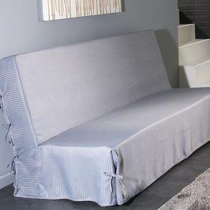 housse clic clac 140x190 achat vente pas cher. Black Bedroom Furniture Sets. Home Design Ideas