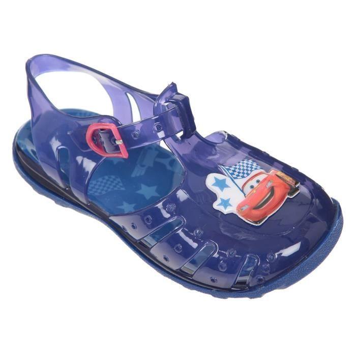 SANDALE - NU-PIEDS CARS Sandales Bleu Enfant Garçon