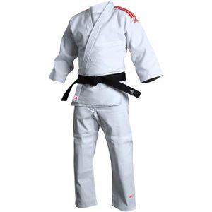 KIMONO ADIDAS Kimono de Judo Training - Rouge