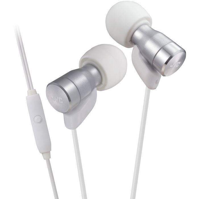 CASQUE - ÉCOUTEURS JVC HA-FDR60-W-E Ecouteurs intra-auriculaires