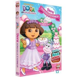 DVD FILM DVD Dora l'exploratrice, vol. 4 : Dora demoisel...