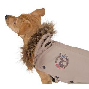 KERBL Manteau Wild Life brun S 35cm pour chien