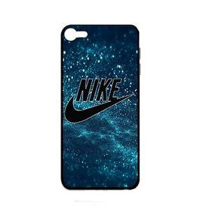 9a0daf2383950 COQUE - BUMPER Coque Ipod touch 6 Nike Galaxie Bleu Logo
