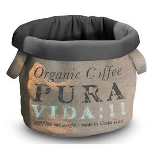 PANIER DE TRANSPORT D&D Sac Coffee Pura Vida 35cm - Pour chat ou petit