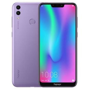 SMARTPHONE Huawei Honor 8C 64Go Violet Double Sim Android 8.1