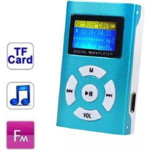 LECTEUR MP3 Lecteur MP3 à carte mémoire - clip ceinture - Ecra