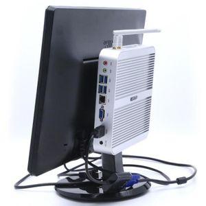 UNITÉ CENTRALE  Barebone Mini PC de base i5-7200U Dual Core 3.1GHz