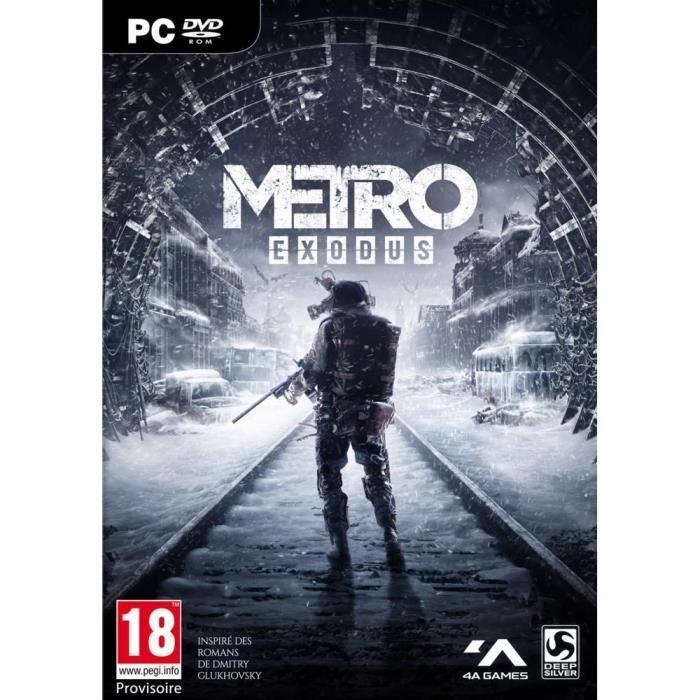 Metro Exodus Jeu PC