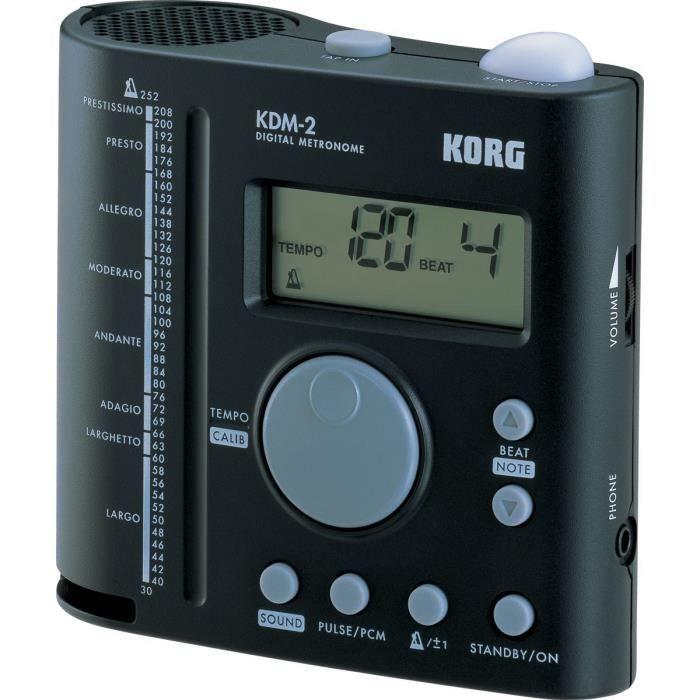 KORG KDM2 Métronome - Kdm-2
