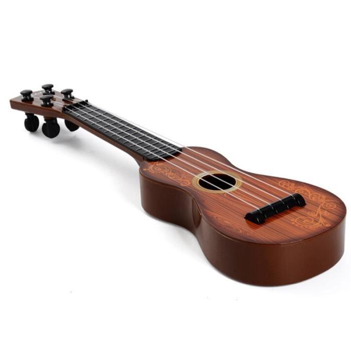 guitare pour enfant jouet pas cher achat vente cdiscount. Black Bedroom Furniture Sets. Home Design Ideas