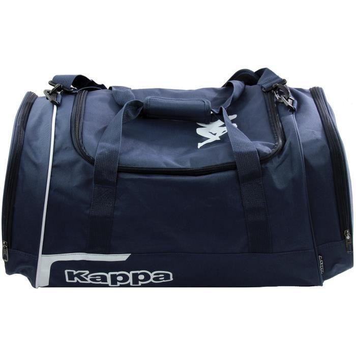 978ece4437 Sac de sport Kappa Borza 35L - bleu marine - S - Prix pas cher ...