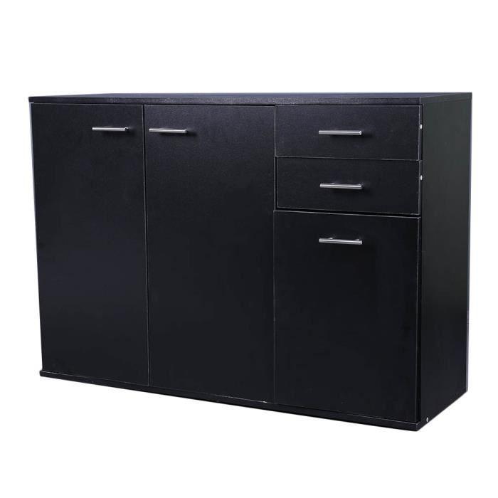 Aménagement De La Maison   Buffet De Rangement Caboteur De Glace 3 Portes  Cabinet De 2 Tiroirs