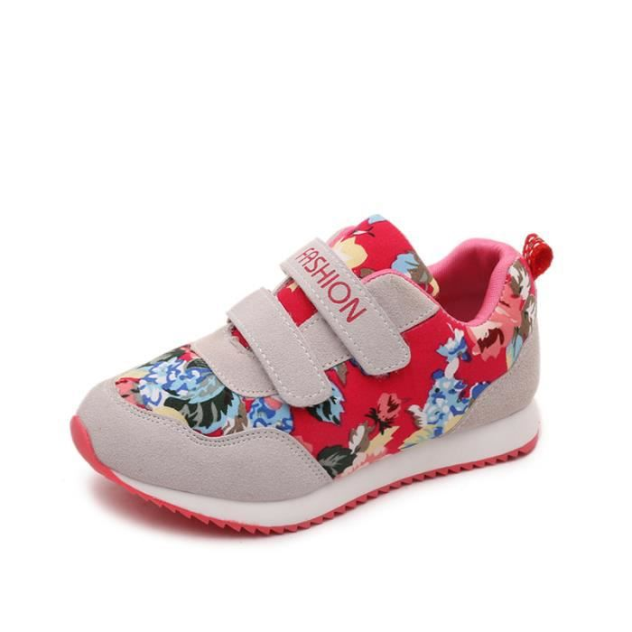 IZTPSERG Basket Chaussure Enfant Fille Chaussur... hbZmsG